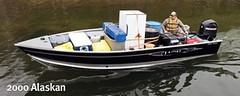 Lund Boat 2000 Alaskan
