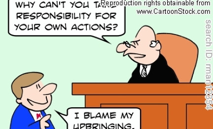 Responsibility Law Cartoon