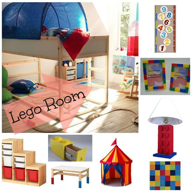 Kids Lego Room