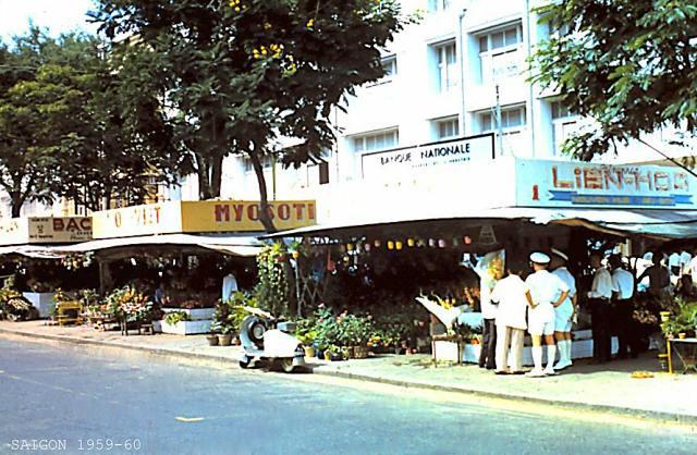 STREET OF FLOWERS 1959-60