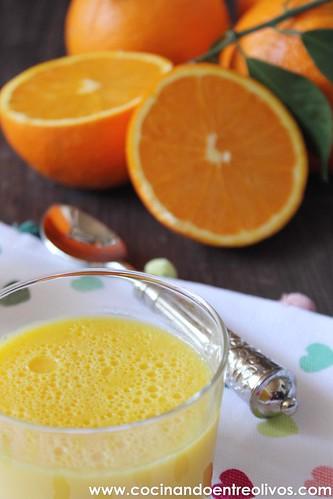 Crema de naranja www.cocinandoentreolivos (2)