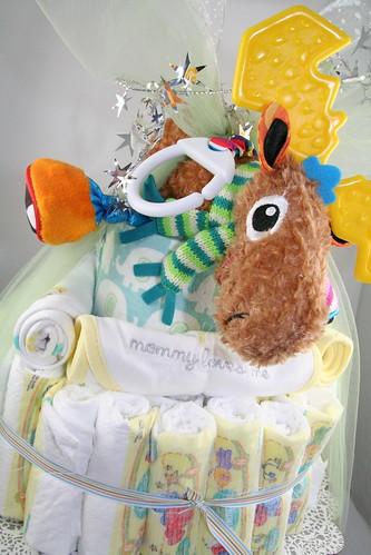 Diaper Cake April 2013 (7)