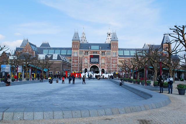 Amsterdam2013 // Museumplein
