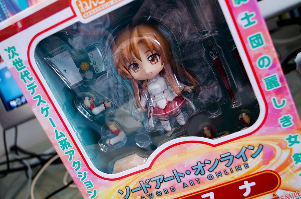 Nendoroid Asuna Box