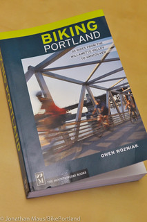 Biking Portland book