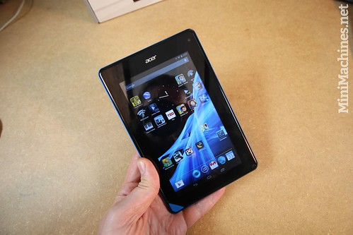 TEST : Acer Iconia TAB B1-A71