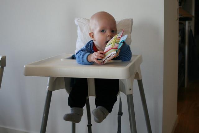 Sander 5 månader och 1 vecka