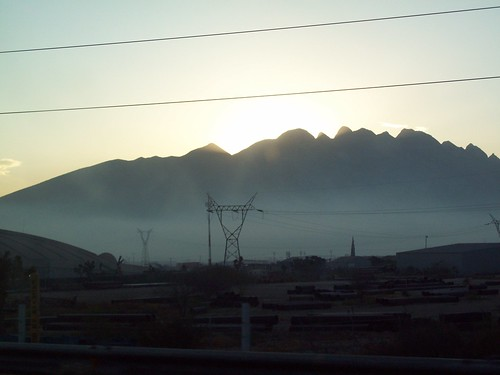 Sunrise, Mexico