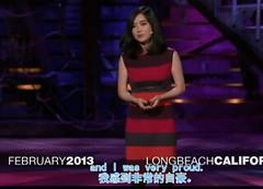 TED:朝鲜脱北者讲述自己的经历