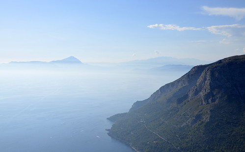 View from Monte San Biagio - Maratea