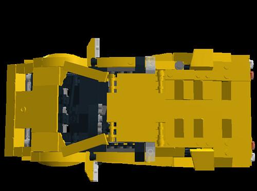 Lamborghini Diablo VT 6.0 top