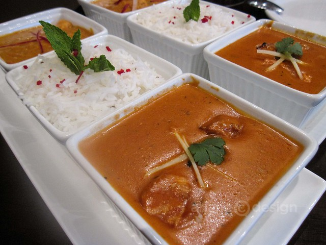 Siddhartha's Kitchen/Butter Chicken and Chicken Korma