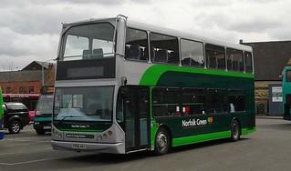 Norfolk Green 14 PX55AHJ