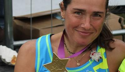 Karolína Jeníková: Krásný Vídeňský maraton