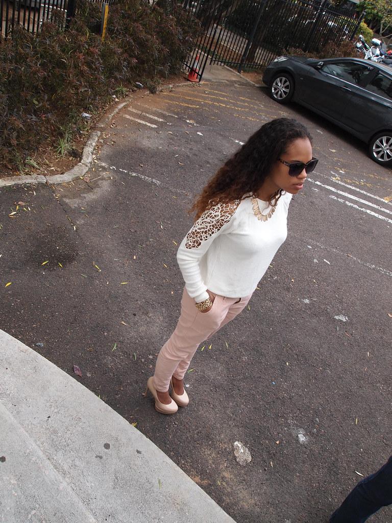 Sandy Pink