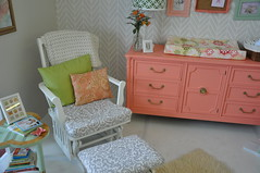 furniture, changing table, room, chest of drawers, living room,
