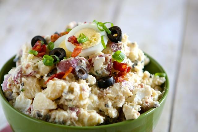The Best Potato Salad 001