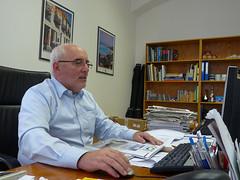 Costas Orphanides: Synonymem jména Kypr je – klid