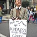 Kindness is better than greed: A message to Margaret Thatcher
