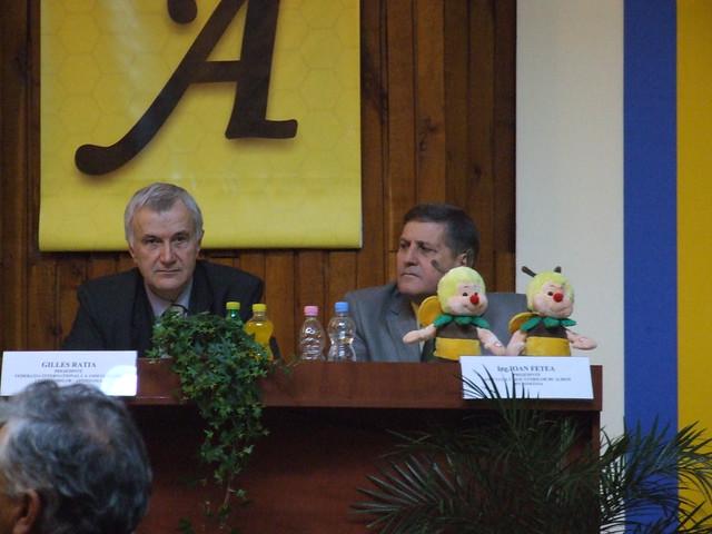 Gilles Ratia la Bucuresti