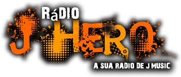 Primeira logomarca Rádio J-Hero