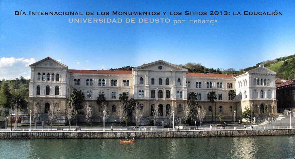 18 abril_día internacional de los monumentos y los sitios_universidad de deusto