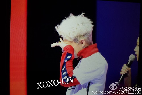 G-Dragon - Kappa 100th Anniversary Event - 26apr2016 - XOXO-Liv - 04