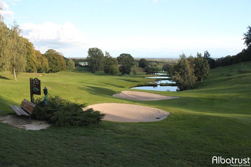 photo du golf Golf de Rougemont le Château - Parcours