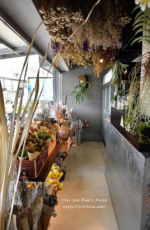 台中乾燥花學植務所13