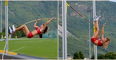@nathaliekofler_pv  Your only limit is you❗️ #vaultermagazine#polevault#3.35m