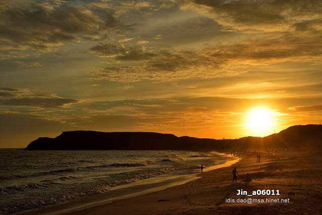 Photo:澎湖,馬公市,蒔裡聚落,嵵裡沙灘 By 盈盈設計影像網 0932046950
