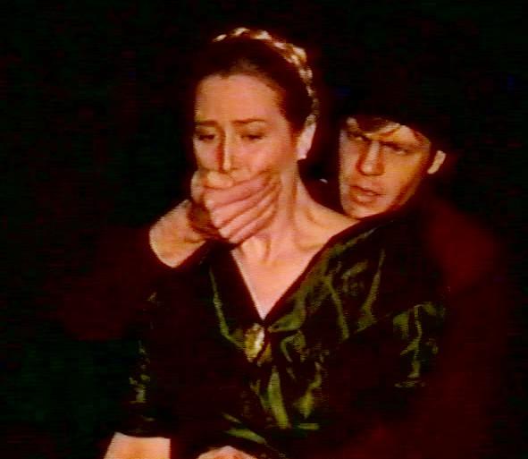 Francesca MacAaron Lady Macduff Shakespeare Alexander Barnett Macbeth NY