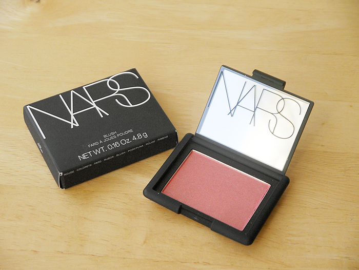 nars orgasm blush review 2
