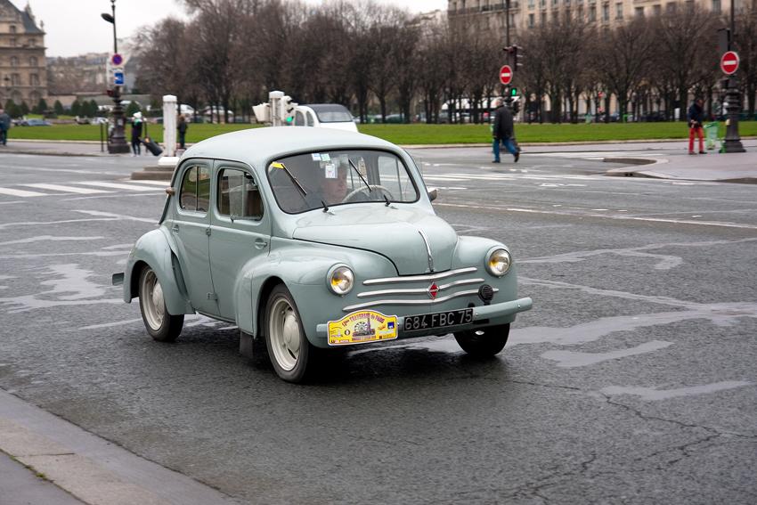 1954–61 Renault 4CV