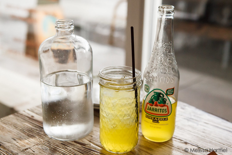 Pineapple soda
