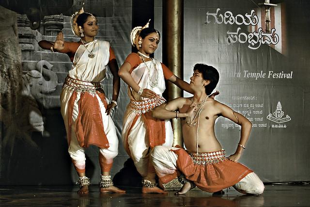 Odissi Dance