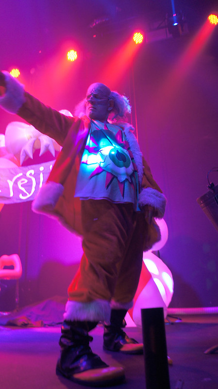 The Residents, Stage 48, NYC 2/9/13