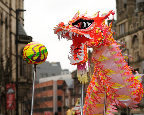 Dragon6 by Andy Pritchard - Barrowford