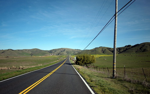Point Reyes-Petaluma Road