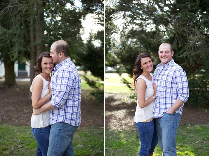 Virginia Museum of Fine Arts VMFA Engagement Session