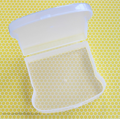 Tovolo Beehive and bee sandwich shaper cutter box