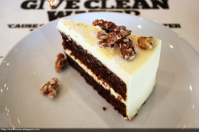 Food for Thought - Moist Carrot Cake