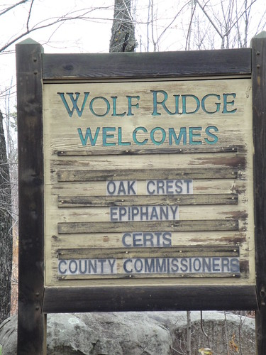 Wolf Ridge Environmental Learning Center