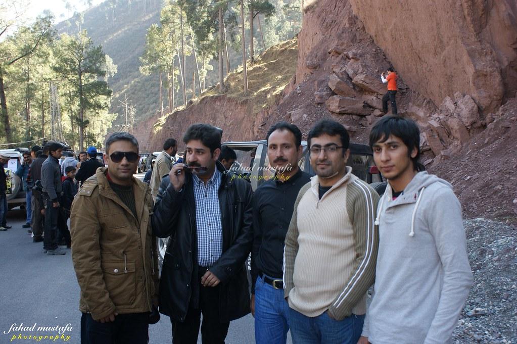 Muzaffarabad Jeep Club Neelum Snow Cross - 8469349584 a8325ff59f b
