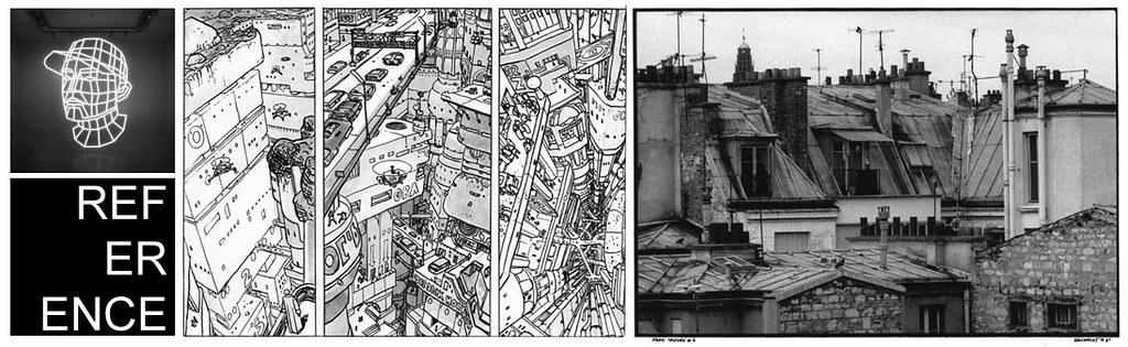 DJ Shadow, March 1st, Social club - Paris, France - image 12 - student project