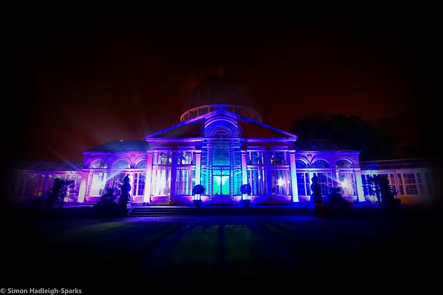 Blaze Of Glory - Syon House & Park, The Great Conservatory - London