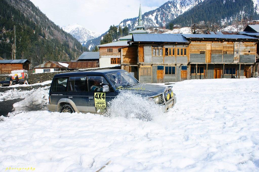 Muzaffarabad Jeep Club Neelum Snow Cross - 8470979411 3c4dda98bc b