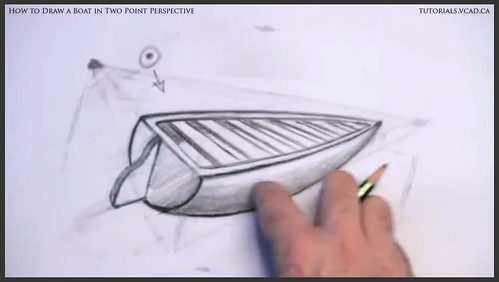 learn how to draw a boat in two point perspective 013