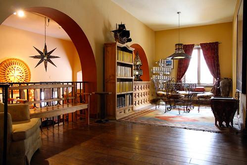 La Posada - Reading Room