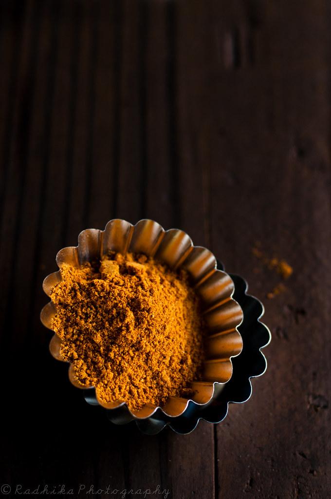 Tiffin Sambar Powder